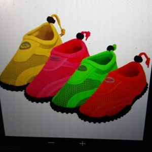 Other - Toddler's neon color wave size #5 to 10